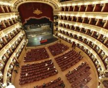 """San Carlo Digital Opera House"