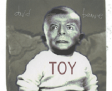 """Bowie: ripubblicato """"Toy"""""""
