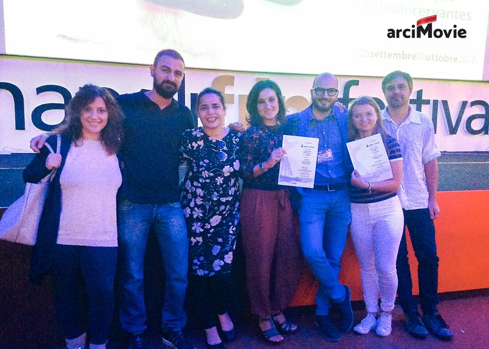 Doppio premio ad Arci movie