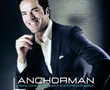 """Anchorman"", bestseller di Claudio Dominech"